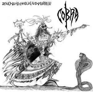 Cobra - Demo II: the Highland Warrior cover art