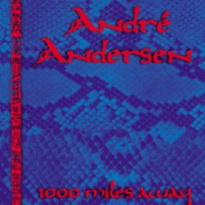 André Andersen - 1000 Miles away cover art