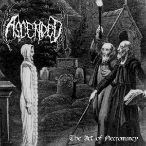 Ascended - The Art of Necromancy cover art