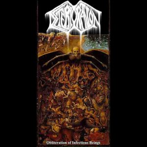 Deterioration - Obliteration of Infectious Beings cover art