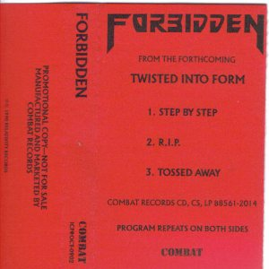 Forbidden - Step By Step Promo cover art