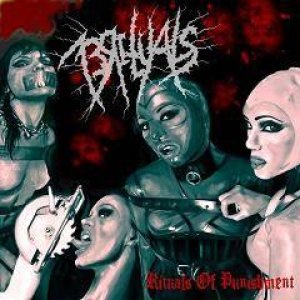 13 Rituals - Rituals of Punishment cover art