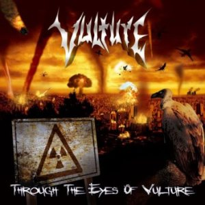 Vulture - Through the Eyes of Vulture cover art