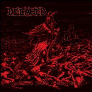 Decayed - Lusitanian Black Fucking Metal cover art