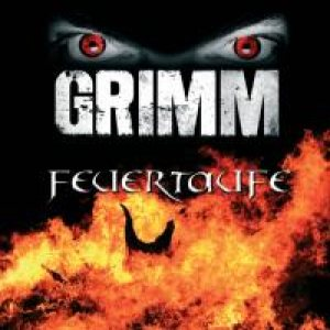 Ingrimm - Feuertaufe cover art