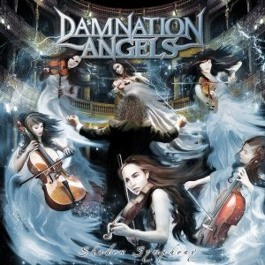 Damnation Angels - Shadow Symphony cover art