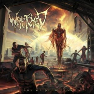 Wretched - Son of Perdition cover art