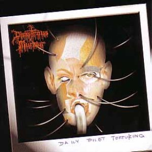 Disastrous Murmur - Daily Toilet Torturing cover art