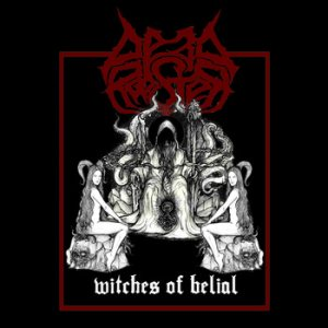 Dead Rooster - Witches of Belial cover art