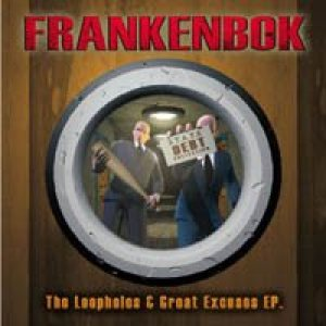 Frankenbok - The Loopholes & Great Excuses EP cover art