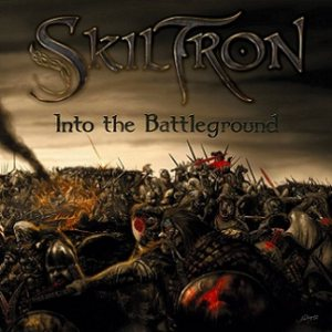 Skiltron - Into the Battleground cover art