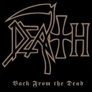 Death - Back from the Dead cover art