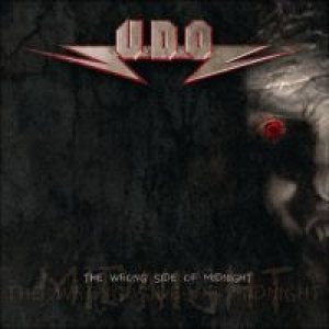U.D.O. - The Wrong Side of Midnight cover art
