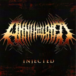 Annihilated - Injected cover art