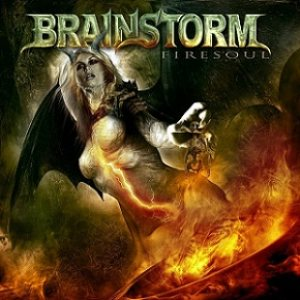 Brainstorm - Firesoul cover art