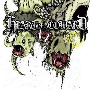 Heart of a Coward - Dead Sea cover art