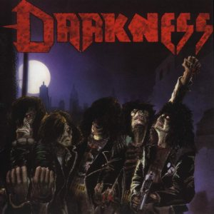 Darkness - Death Squad cover art