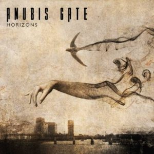 Anubis Gate - Horizons cover art