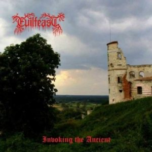 Evilfeast - Invoking the Ancient cover art