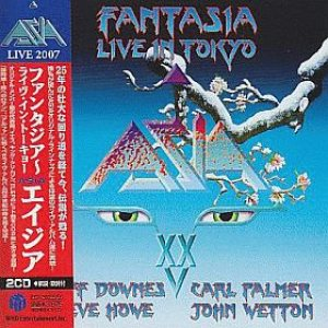 Asia - Fantasia : Live in Tokyo cover art