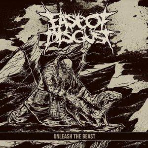 Ease of Disgust - Unleash the Beast cover art