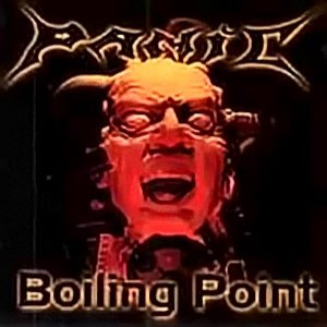 Panic - Boiling Point cover art