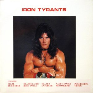 Various Artists - Iron Tyrants cover art