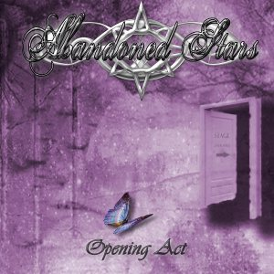 Abandoned Stars - Opening Act cover art