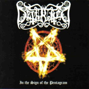 Dethroned - In the Sign of the Pentagram cover art