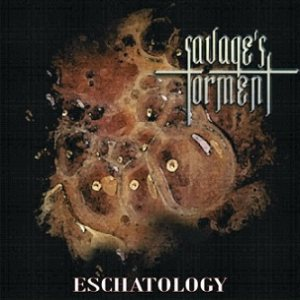Savages Torment - Eschatology I cover art