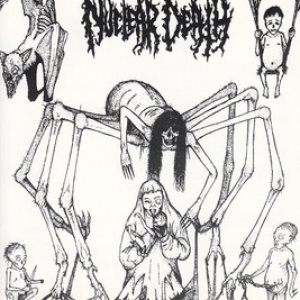 Nuclear Death - Bride of Insect / Carrion for Worm cover art
