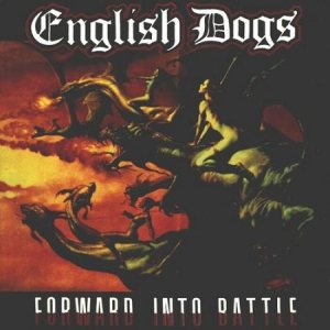 English Dogs - Forward into Battle cover art