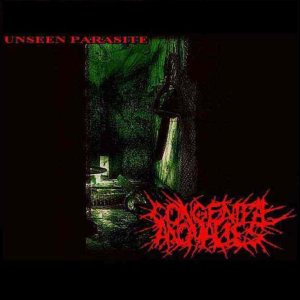 Congenital Anomalies - Unseen Parasite cover art