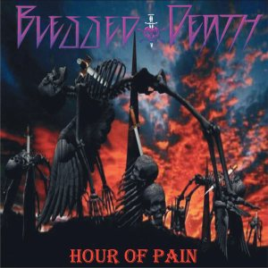 Blessed Death - Hour of Pain cover art