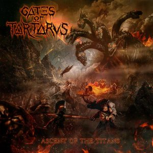 Gates of Tartarus - Ascent of the Titans cover art