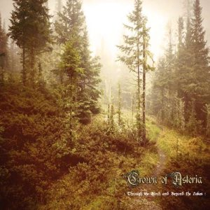 Crown of Asteria - Through the Birch and Beyond the Lakes cover art