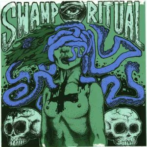 Swamp Ritual - Ritual Rising cover art