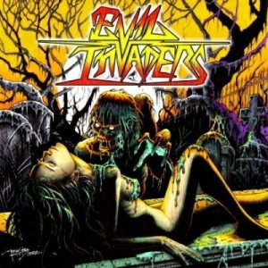Evil Invaders - Evil Invaders cover art