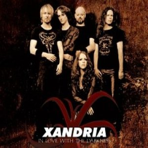 Xandria - In Love With the Darkness cover art