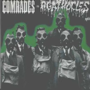 Agathocles - Gotcha! / Split with comrades cover art