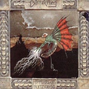 Blitzkrieg - Ten Years of Blitzkrieg cover art