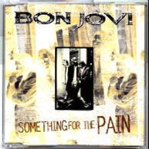 Bon Jovi - Something for the Pain cover art