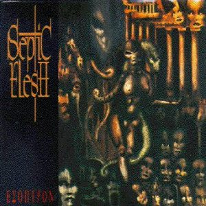 Septic Flesh - Esoptron cover art