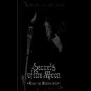Secrets of the Moon - Live in Bitterfield 2001 cover art