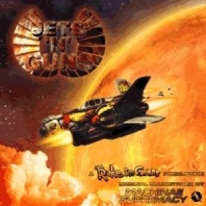 Machinae Supremacy - Jets'n'Guns Soundtrack cover art
