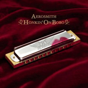 Aerosmith - Honkin' on Bobo cover art