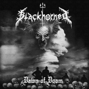 Blackhorned - Dawn of Doom cover art