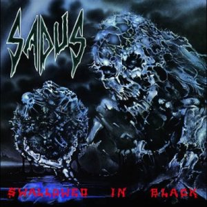 Sadus - Swallowed in Black cover art
