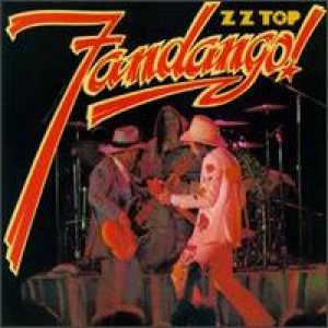 ZZ Top - Fandango cover art