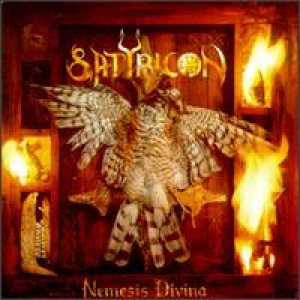 Satyricon - Nemesis Divina cover art